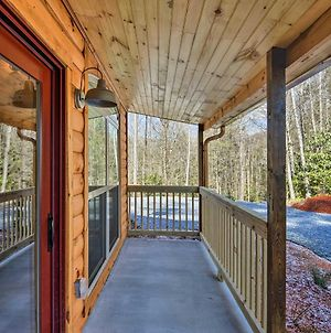 Cozy Roan Mountain Cabin With Deck, Walk To Town photos Exterior