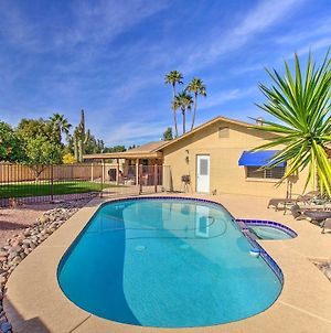 Colorful Home With Grill Less Than 4 Mi To Talking Stick Golf photos Exterior