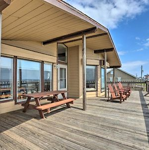 Galveston Home With Deck And Grill, Steps To Beach photos Exterior