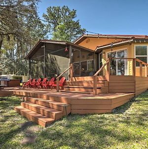 Lake Hutchinson Home - Bbq And Firepit! photos Exterior