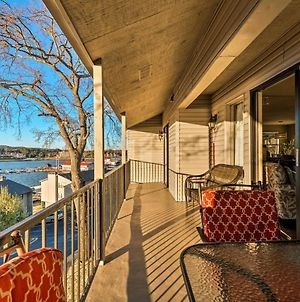 Lake Hamilton Condo With Balcony And Amenities! photos Exterior