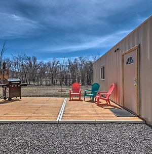 Tiny Home For 4 With Patio And Grill By The White Mtns photos Exterior