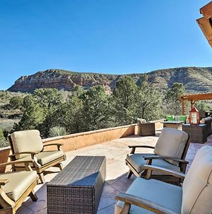Secluded Sedona Home With Patio & Red Rock Views photos Exterior