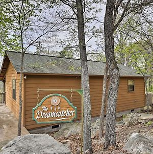 'The Dreamcatcher' Mountain View Cabin With Deck photos Exterior