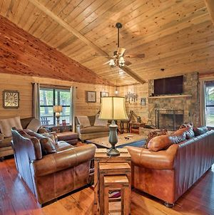 Loggin Off Cabin With Game Room, Mins To Lake photos Exterior