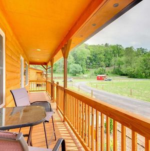 Cozy Bryson City Cabin - 6 Miles To Harrah'S! photos Exterior