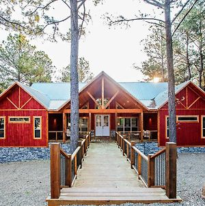 Luxury Cabin With Shuffleboard, Less Than 4 Miles To Lake! photos Exterior