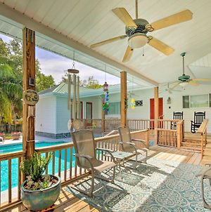 Homosassa Home With Pool Access - By Boat Launch photos Exterior