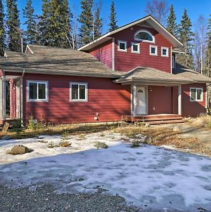 Spacious Soldotna Home Near The Kenai River! photos Exterior