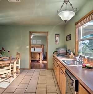 Sunrise Cottage With 30-Mile National Forest Views! photos Exterior
