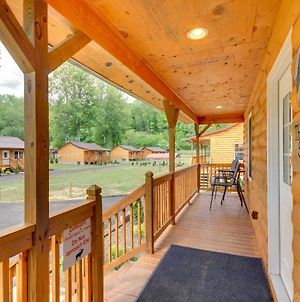 Bryson City Cabin On Tuck River And Fire Pit! photos Exterior