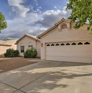 Tucson Getaway With Yard, Pool, Hot Tub And Gas Grill! photos Exterior