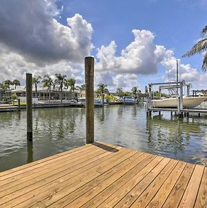 Updated Apollo Beach Home With New Dock And Hot Tub! photos Exterior