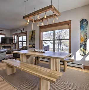 Upscale Dillon Cabin - Shuttle To Ski Resorts photos Exterior