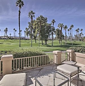 Palm Desert Townhome With Tennis & Pool Access! photos Exterior