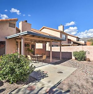 Tucson Area House With Pool Access And Mountain Views! photos Exterior