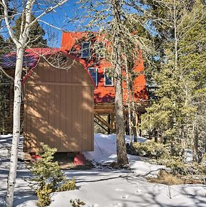 Cozy Angel Fire Cabin 10 Min From Ski Slopes! photos Exterior