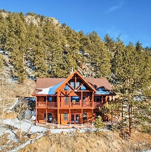 Jefferson Cabin With Mtn Views In Natl Forest! photos Exterior