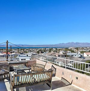 Lake Havasu City Home With Rooftop Deck And Mtn Views! photos Exterior