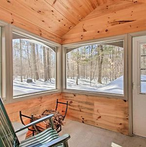 North Conway Home With Sunroom-Near Saco River! photos Exterior