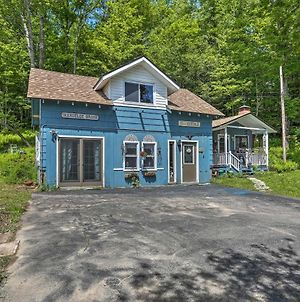 Livingston Manor Home With Pool Near Fishing! photos Exterior