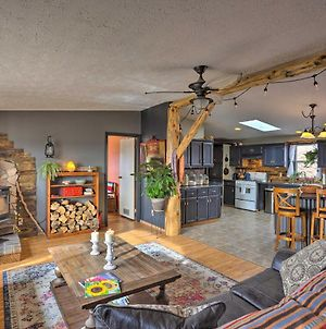 Cozy Black Hills Home With 13 Acres, Deck & View photos Exterior