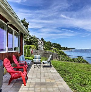 Waterfront Portsmouth Cottage 8 Mi From Newport! photos Exterior