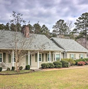 Fayetteville Home About 5 Mi To Pinewood Studios! photos Exterior