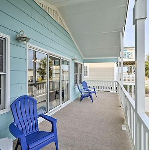 Pet-Friendly Second Row House Steps To Beach! photos Exterior