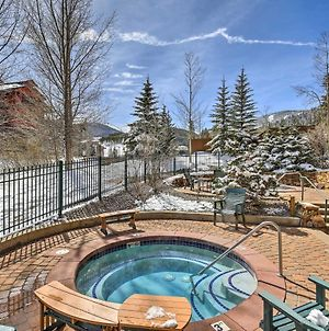 Cozy Ski-In And Ski-Out Winter Park Resort Condo! photos Exterior
