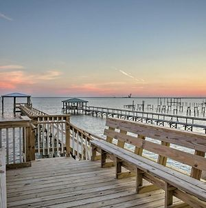 Modern Slidell Home With Private Fishing Dock! photos Exterior