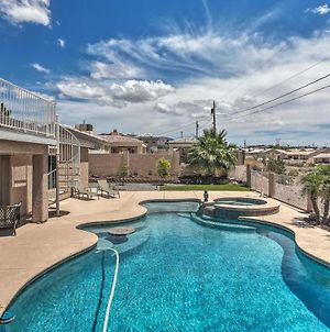 Home With Rooftop Balcony About 4 Miles To Lake Havasu! photos Exterior