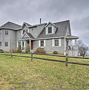 Northport Home With Deck And Panoramic Lake View! photos Exterior