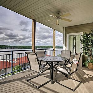 Waterfront Lake Ozark Condo With Deck & Pools photos Exterior