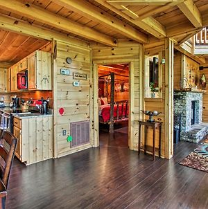 Cabin With Mountain Views And Game Rm, 3Mi To Dollywood photos Exterior