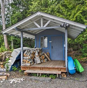 Pnw Shelton Home With Kayaks, Grill And Pvt Beach photos Exterior