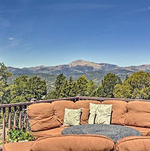 Large Ruidoso Home With Stunning Views And Hot Tub photos Exterior