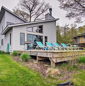 New Era Cottage With Dock And Grill On Stony Lake! photos Exterior