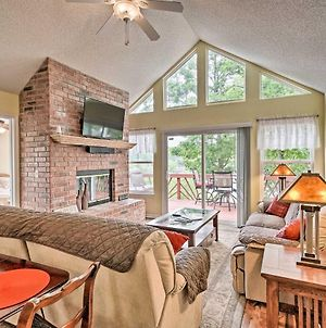 Waterfront Sunrise Beach Home With Dock And Grill! photos Exterior