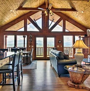 Stunning Mtn View Cabin With Gazebo, 5Mi To Dollywood photos Exterior