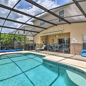 Family Home With Private Pool, 9 Mi To Disney! photos Exterior