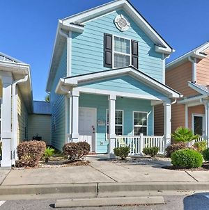 Myrtle Beach Cottage With Pool, Walk To Ocean! photos Exterior
