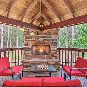 Broken Bow Cabin With Hot Tub, Fire Pit And More Than 1 Acre! photos Exterior