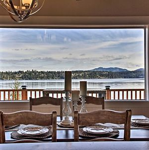 Hillside Home With Dock, 10 Min To Coeur D'Alene photos Exterior