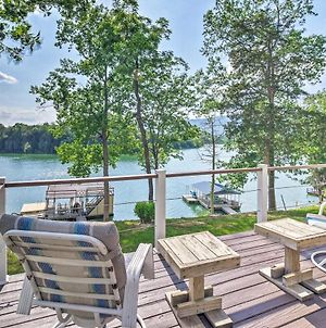 Lafollete Home With Norris Lake Boathouse & Dock photos Exterior