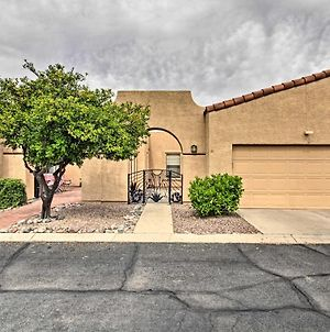Tucson Townhome With Patio - 8 Mi To Downtown! photos Exterior