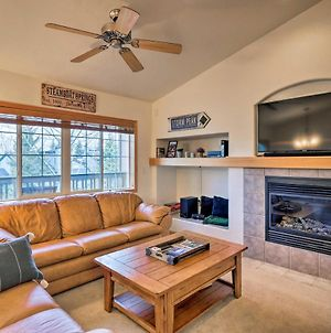Condo W/Mtn View, 0.9 Mi To Steamboat Resort! photos Exterior