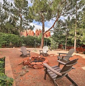 Modern W Sedona Home With Patio And Red Rock Views photos Exterior