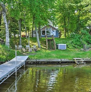 White Lake Home With Patio, Fire Pit, Boat Dock! photos Exterior