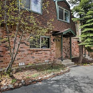 Tahoe City Townhome With Pool & Hot Tub Access! photos Exterior